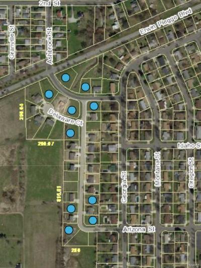Bethalto Residential Lots & Land For Sale: Kutter Aljets Place Lots