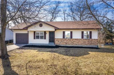 Warrenton Single Family Home For Sale: 1128 Columbus