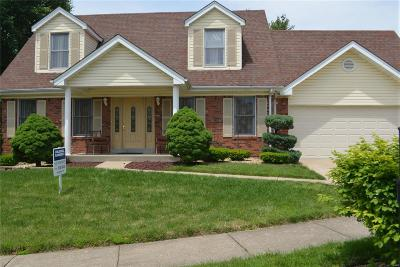 Florissant Single Family Home For Sale: 139 Benedictine Court