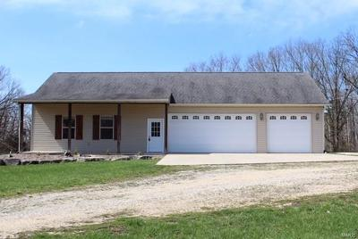 Warrenton Single Family Home Active Under Contract: 16731 Baumann Lane