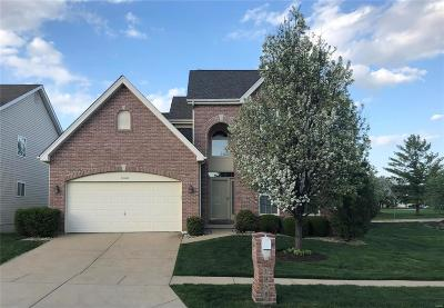 Florissant Single Family Home Active Under Contract: 1068 Saratoga Springs Court