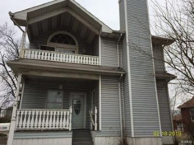 Granite City Single Family Home For Sale: 2309 Washington Avenue