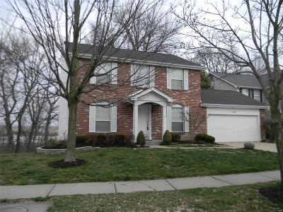 Chesterfield Single Family Home For Sale: 140 Brighthurst Drive
