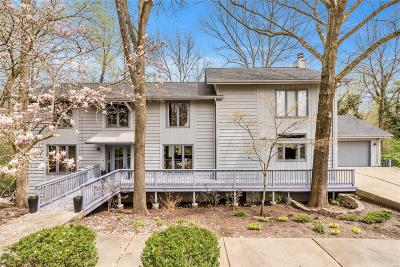 Webster Groves, Kirkwood Single Family Home For Sale: 706 Briarfarm Lane
