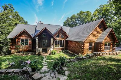 Franklin County Single Family Home For Sale: 411 Stone Ridge