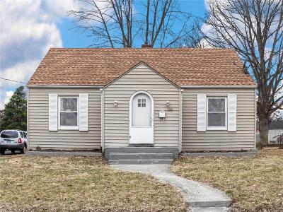 Collinsville Single Family Home Active Under Contract: 119 South Jefferson Avenue