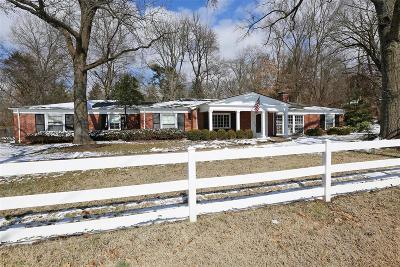 Single Family Home For Sale: 9901 Conway Road