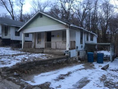 Alton Single Family Home For Sale: 1124 Harrison