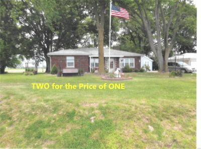 Highland Single Family Home For Sale: 13013 Us Highway 40