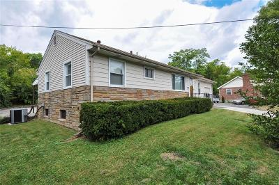 Single Family Home For Sale: 307 North Laclede Station Road