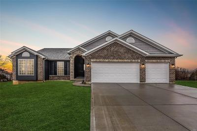 Wentzville Single Family Home For Sale: Ramblewood Way