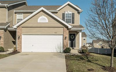 O'Fallon Single Family Home For Sale: 1606 Hyland Green Drive