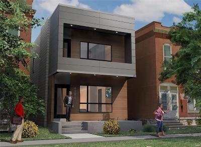 St Louis New Construction For Sale: 4326 Vista