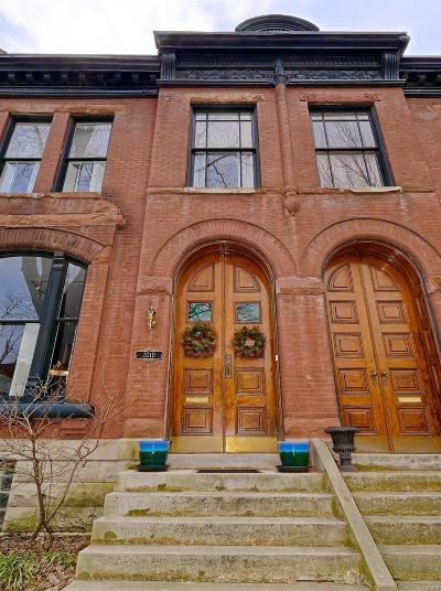 Lafayette Square Single Family Home For Sale: 2010 Rutger