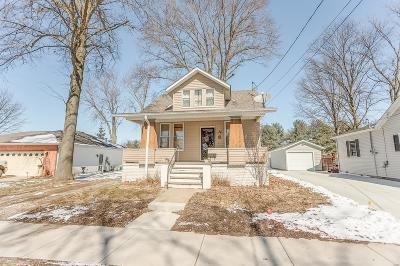 Mascoutah IL Single Family Home For Sale: $111,900