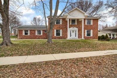 Chesterfield Single Family Home For Sale: 2198 Sycamore Hill Court