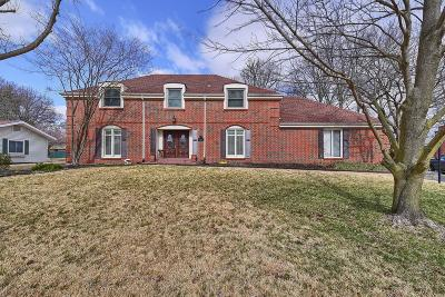 St Charles Single Family Home For Sale: 901 Indian Hills