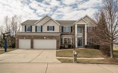 St Louis Single Family Home For Sale: 811 Wheaton Way