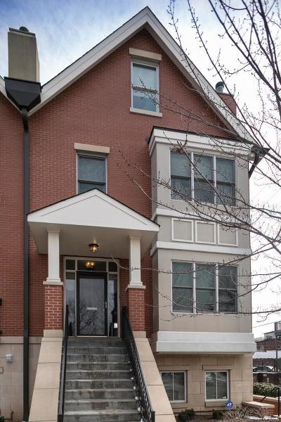 St Louis City County Single Family Home Active Under Contract: 36 North Boyle Avenue