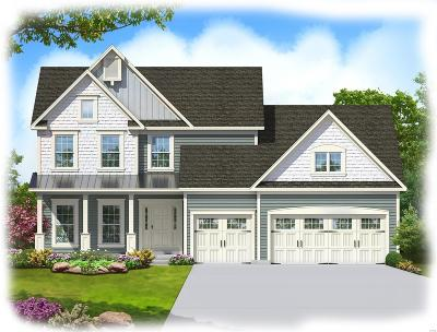 Chesterfield Single Family Home For Sale: Bridgeport Premier@fienup Farm