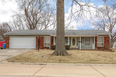 Florissant Single Family Home For Sale: 3655 Stonehaven