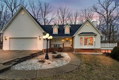 Warrenton Single Family Home Active Under Contract: 13 Isaac Drive