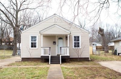 Farmington Single Family Home Active Under Contract: 519 North Jefferson Street