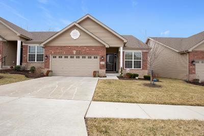 Ballwin Condo/Townhouse For Sale: 16158 Amber Vista Drive