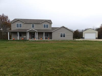 Pike County Single Family Home For Sale: 20340 County Highway 11