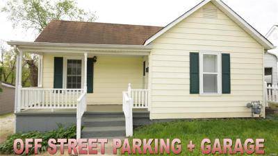 De Soto Single Family Home For Sale: 917 Boyd