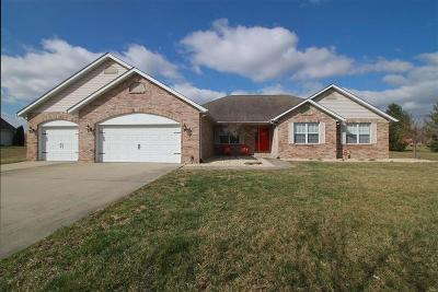 O'Fallon Single Family Home For Sale: 1797 Bentwater Lane