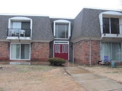 Collinsville Condo/Townhouse For Sale: 1042 Lafayette Court #D