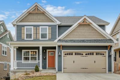 Single Family Home For Sale: 724 Fuhrmann Terr
