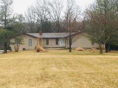 Lincoln County, Warren County Single Family Home Active Under Contract: 18596 Wagon Wheel