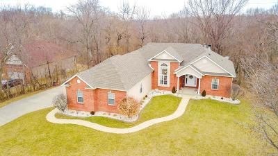 Collinsville Single Family Home Active Under Contract: 38 Deer Trail Drive