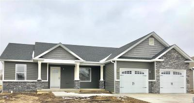 Jerseyville Single Family Home For Sale: 708 Boulder Way