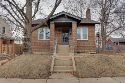 Single Family Home For Sale: 7609 Marion