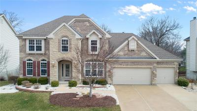 Single Family Home For Sale: 6430 Fordyce Bluffs Drive