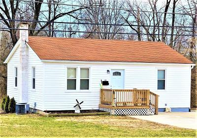 Franklin County Single Family Home For Sale: 1200 W Congress
