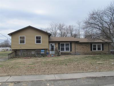 Granite City Single Family Home For Sale: 2824 East 24th Street