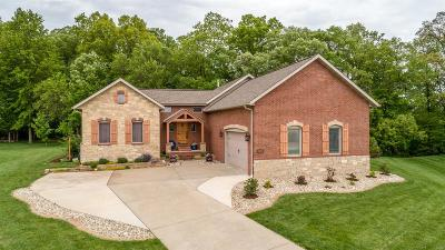 O'Fallon Single Family Home For Sale: 536 Ingleside Lane