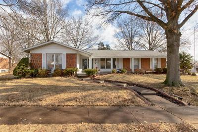 Single Family Home For Sale: 14828 Frais Drive
