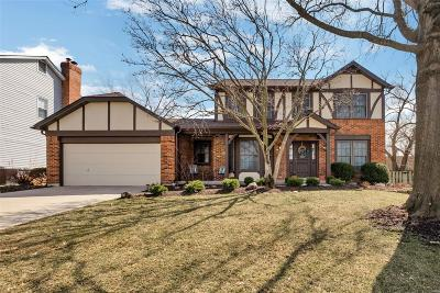 St Charles Single Family Home Active Under Contract: 5789 Summit Meadow Drive