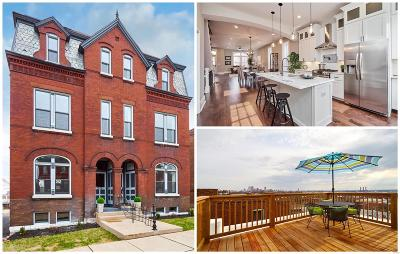 St Louis Single Family Home For Sale: 2520 South 12th Street