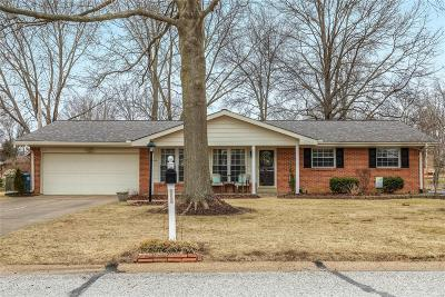 Ellisville Single Family Home Active Under Contract: 1017 Mallow