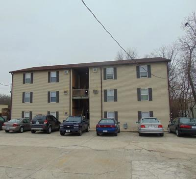 Troy Multi Family Home For Sale: 560 East Cherry