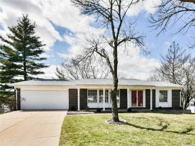 Ellisville Single Family Home For Sale: 2 Sunny Forest Court
