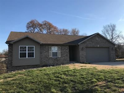Collinsville Single Family Home For Sale: 212 Coral Drive