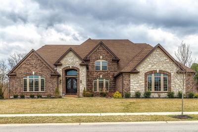 Creve Coeur Single Family Home For Sale: 100 Tufton Farm Court