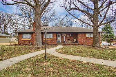 Edwardsville Single Family Home For Sale: 15 Oak Hill Drive